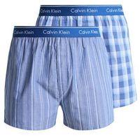 Calvin Klein Underwear 2 PACK Bokserki larkin plaid/gallagher stripe, bawełna