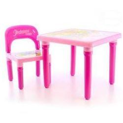 Zabawka stolik+krzesło, marki Eurobaby