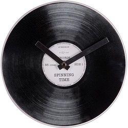 Zegar ścienny  little spinning time marki Nextime