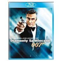 Diamenty są wieczne (Blu-Ray) - Guy Hamilton (5903570068614)