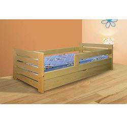 łóżko dziecięce weronika z szufladą 90 x 160 wyprodukowany przez Frankhauer