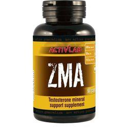 ActivLab ZMA 90 kaps. Magnez Cynk Witamina B6 46408