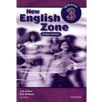 New English Zone 3 Workbook