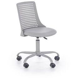 Krzesło dziecięce pure popielaty marki Halmar