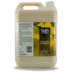 Organiczna odżywka do włosów gingko biloba 5 litrów - Faith In Nature - sprawdź w wybranym sklepie