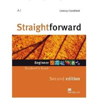 Straightforward beginner Student's book with practice online access (2013)