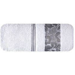 Eurofirany Ręcznik sylwia 50x90 biały