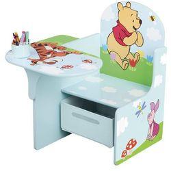 kubuś puchatek krzesełko ze stolikiem marki Delta