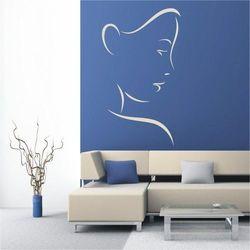 Lady 79 szablon malarski marki Deco-strefa – dekoracje w dobrym stylu