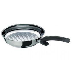 Fissler Patelnia Crispy Steelux Comfort 26 cm, 2110126100