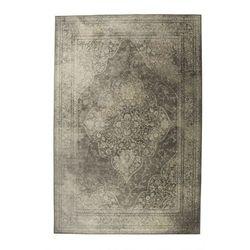 Dutchbone :: dywan rugged 200x300cm - beżowy - szary