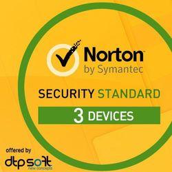 Norton Security 2016 Standard 3.0 1 Użytkowników, 3 Urządzenia (oprogramowanie)