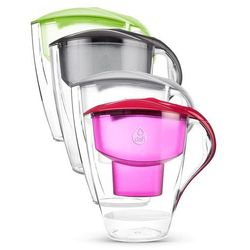 Dzbanek filtrujący wodę Dafi Omega Unimax LED 4,0l + 1 filtr