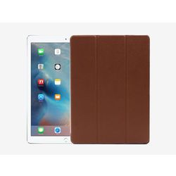 Book Cover - Apple iPad Pro - etui na tablet - brązowy - produkt z kategorii- Pokrowce i etui na tablety