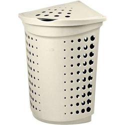 kosz na pranie narożny victor 40l - biały wyprodukowany przez Curver