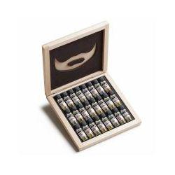 Bearded Man, zestaw olejków do brody, 24x2ml - produkt z kategorii- Pozostałe kosmetyki do włosów