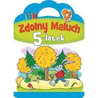 Zdolny Maluch 5-latek (9788379150434)