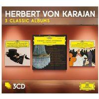 3 Classic Albums: Opera Intermezzi, Offenbach, Von Suppe (CD) - Herbert von Karajan
