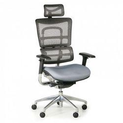 Uniwersalne krzesło WINSTON SAB, szary