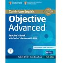 Objective Advanced 4ed Teacher's Book with Teacher's Resources Audio CD/CD-ROM egzamin 2015 (122 str.)