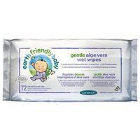 Earth Friendly Baby Organiczne chusteczki pielęgnacyjne 72 szt.