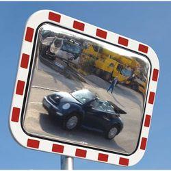 Lustro drogowe w formacie xxl, ze szkła akrylowego, szer. x wys. 1200x1000 mm, o marki Unbekannt