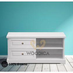 Szafka rtv parma 54 [2s+p] marki Woodica