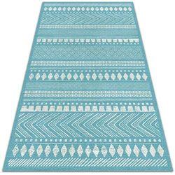 Tarasowy dywan zewnętrzny tarasowy dywan zewnętrzny indiańska tekstura marki Dywanomat.pl