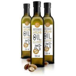 Olej arganowy spożywczy 250ml -  - eko wyprodukowany przez Diet-food