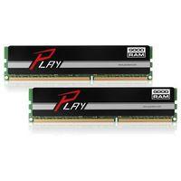 Pamięć GoodRam Play 2x4GB 1600MHz DDR3 CL 9 (GY1600D364L9S/8GDC) Darmowy odbiór w 16 miastach!