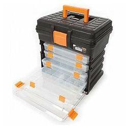 skrzynka z szufladkami hobby - 340 x 272 x 341 mm marki Perel