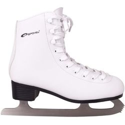 Łyżwy figurowe SPOKEY Regal II Biały (rozmiar 41) z kategorii łyżwiarstwo