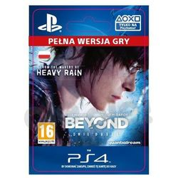 Beyond Two Souls - gra PS4