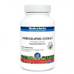 Andrographis (Andrographis paniculata) 120 kapsułek (400 mg) Medica Herbs (kapsułki)