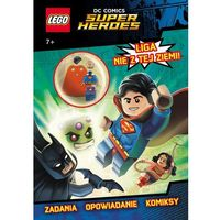 Lego Super Heroes. Liga nie z tej ziemi! (2016)