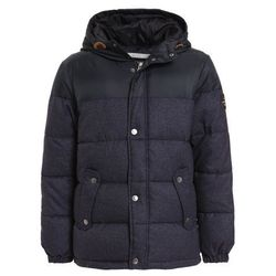 Quiksilver WOOLMORE Kurtka zimowa dark heather grey, kolor szary