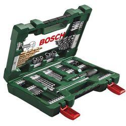 Zestaw BOSCH V-Line Titanium (91 elementów) + DARMOWY TRANSPORT!