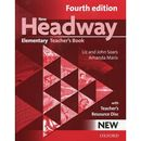 New Headway Elementary 4 ed. Teacher's Book + CD Oxford, John Soars, Liz Soars