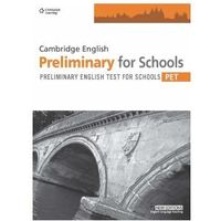 Cambridge English Preliminary for Schools PET. Podręcznik (2013)