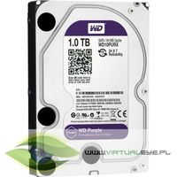 Western digital Dysk hdd  purple 3,5