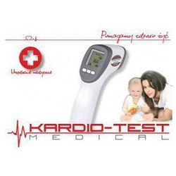 Termometr bezdotykowy na podczerwień KT-F03B - sprawdź w wybranym sklepie