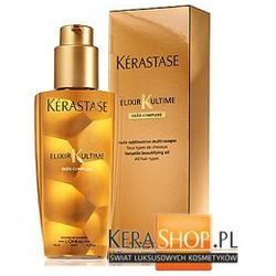 olejek pielęgnacyjny 100 ml od producenta Kerastase elixir ultime