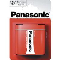 bateria cynkowo-węglowa Panasonic 3R12 - płaska (blister)