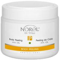 Norel (Dr Wilsz) BODY PEELING AHA 10% Peeling do ciała AHA 10% (PP087)