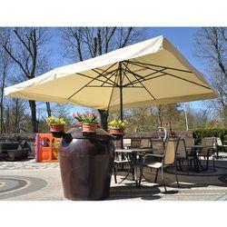 Parasol ogrodowy kwadratowy 500 cm marki Home & garden
