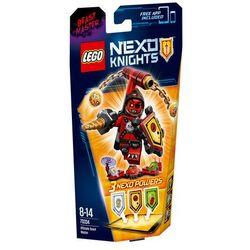Lego NEXO KNIGHTS WŁADCA BESTII (Ultimate Beast Master) NEXO KNIGHTS 70334, klocki