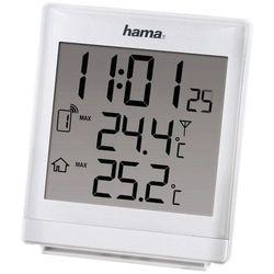 Hama Stacja pogodowa, bezprzewodowa ews 870, -40°c do +70°c (4047443176516)