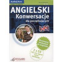 Angielski - konwersacje dla początkujących (książka 2 CD) (9788361828082)