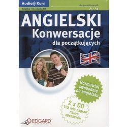 Angielski - konwersacje dla początkujących (książka 2 CD), pozycja wydawnicza
