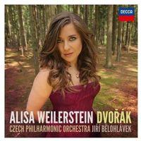 Dvorak: Cello Concerto (CD) - Czech Philharmonic Orchestra, Alisa Weilerstein